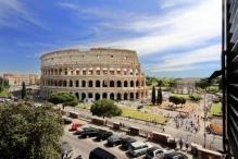 RIF.1025 Lazio, Roma-Appartamento in vendita con vista Colosseo